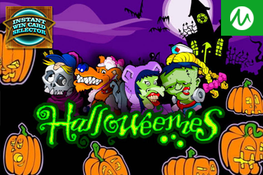INSTANT WIN CARD SELECTOR HALLOWEENIES