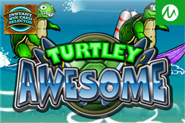 INSTANT WIN CARD SELECTOR TURTLEY AWESOME