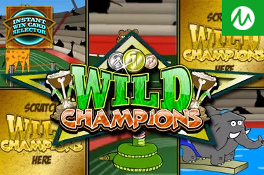 INSTANT WIN CARD SELECTOR WILD CHAMPIONS