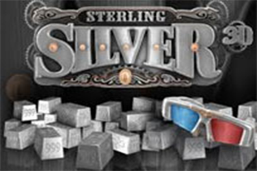 STERLING SILVER 3D STEREO