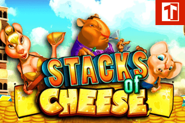 STACKS OF CHEESE
