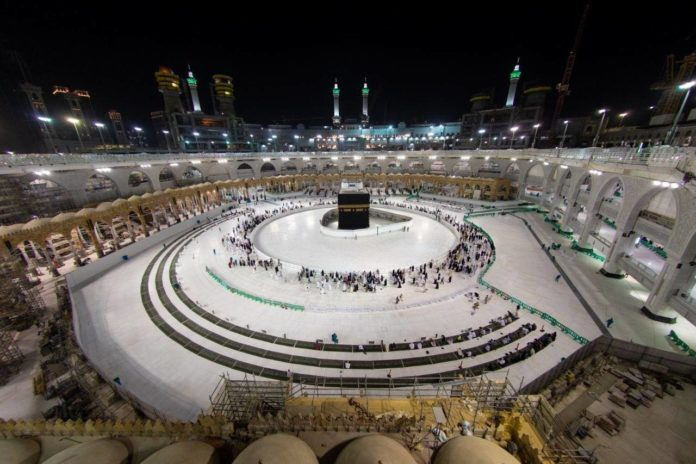 Itikaf at Two Holy Mosques suspended