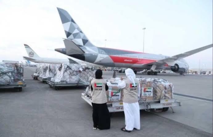 UEA kirim bantuan medis penanganan COVID-19 untuk Indonesia