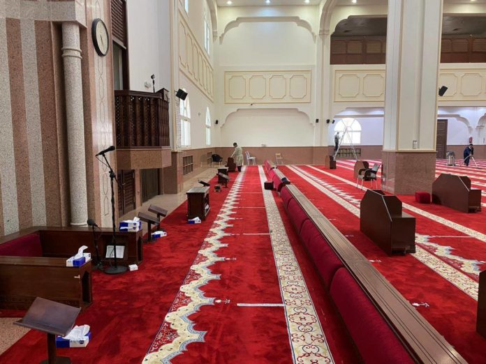 Over 90,000 Saudi mosques reopened at weekend, except in Makkah