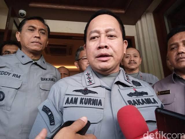 RI's Coast Guard arrests illegal migrant workers in Riau Islands