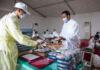 Haji1441 – Petugas periksa sampel makanan jamaah, pastikan keamanan