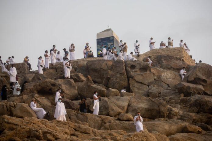 Hajj1441 - WHO hails Saudi Arabia for organizing safe hajj
