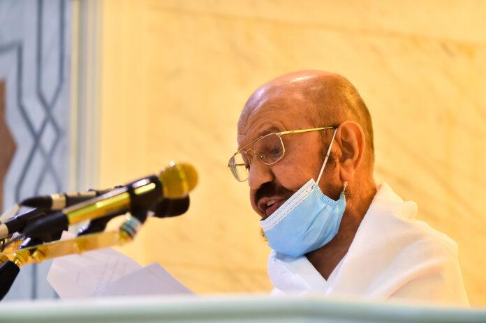 Hajj1441 - Arafat sermon highlights Sharia for life
