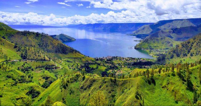 """UNESCO tetapkan Kaldera Toba sebagai """"Global Geopark"""""""