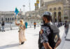 Haji1441 - 60.000 pertugas keamanan layani jamaah dari 160 negara
