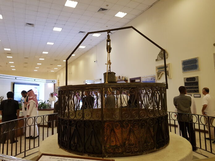 Zamzam well never dries for 5,000 years
