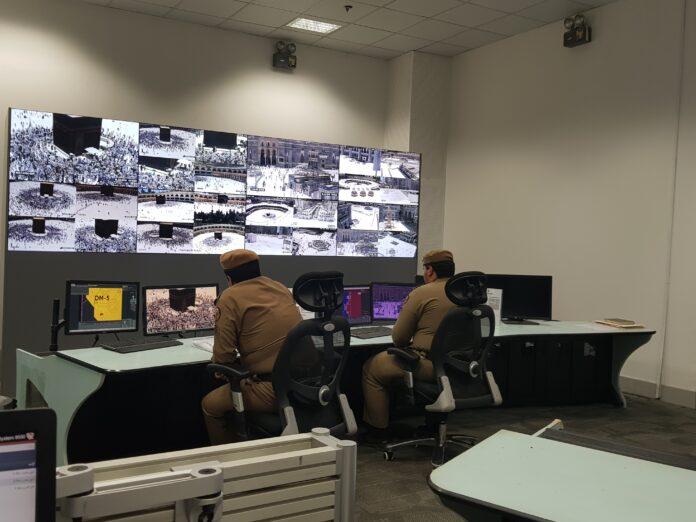 Haji1441 - 6.250 kamera awasi pergerakan di Masjidil Haram