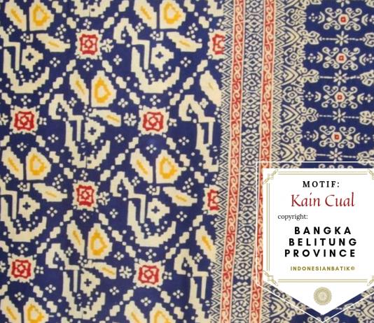 """Indonesian batik documented in """"iWareBatik"""" digital application"""