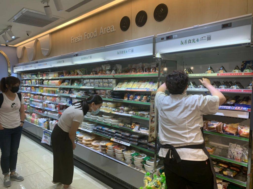 Minimarket dalam denyut kehidupan orang Taiwan