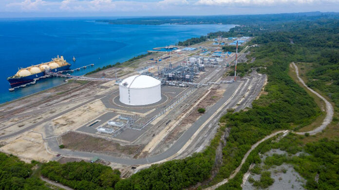 Indonesia's natural gas company expands business to Asian countries