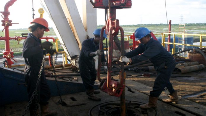 Indonesian national company's survey expects 180 MMSTB of oil and gas reserves