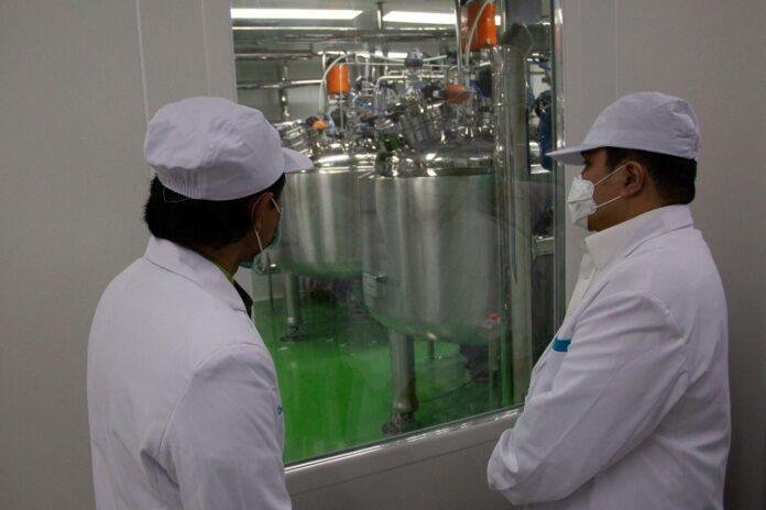 COVID-19 - Pemerintah pastikan Bio Farma produksi 250 juta dosis vaksin akhir tahun