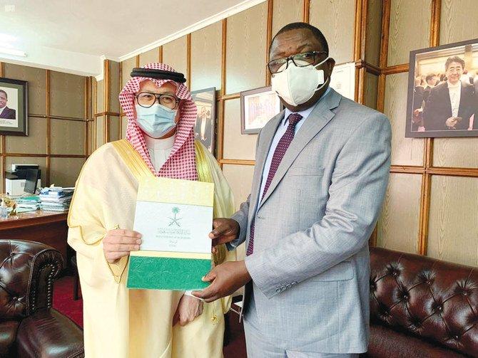 Arab Saudi kirim 100 ton kurma sebagai hadiah ke Zambia