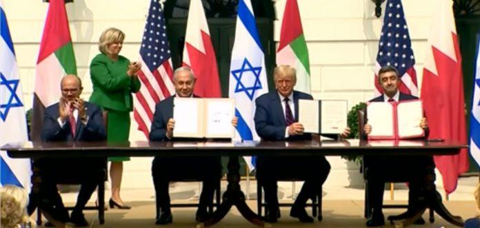 'Abraham Accord' sahkan hubungan UEA-Bahrain dan Israel