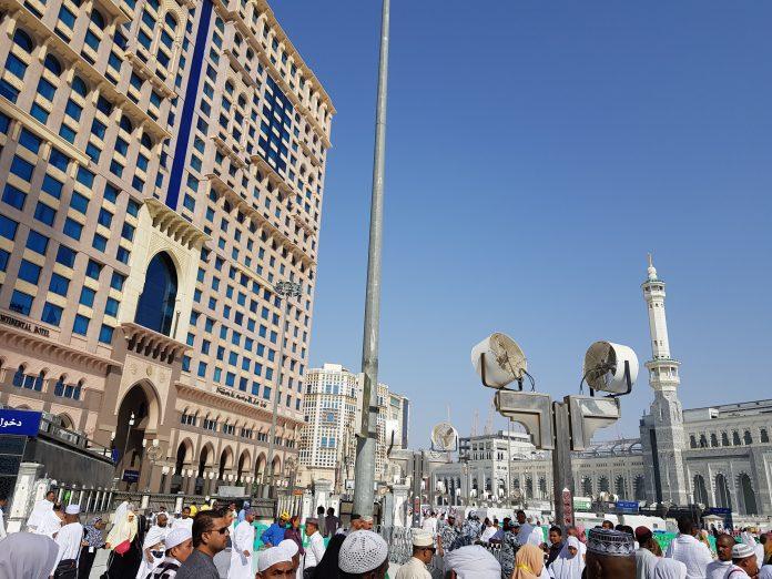 65.8 percent of hotels in Saudi Arabia located in Makkah region