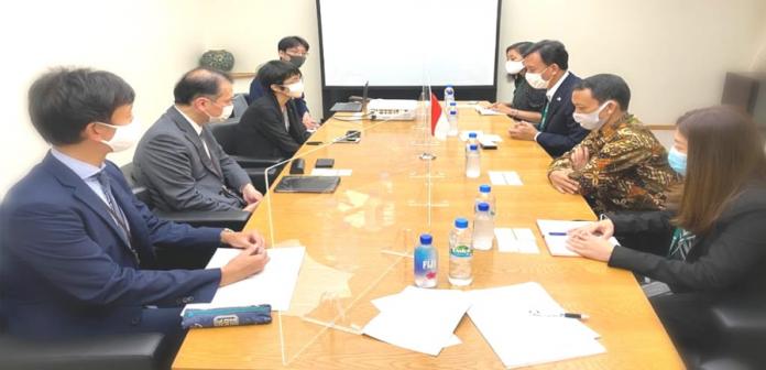 COVID-19 – Indonesia jajaki peluang kerja sama vaksin dengan Jepang
