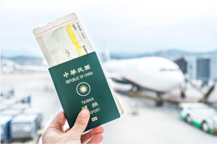 """Desain paspor baru Taiwan tonjolkan nama """"Taiwan"""", susutkan """"China"""""""