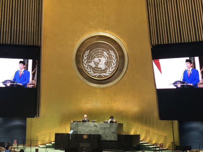 Indonesia calls for global cooperation in facing pandemic at UNGA