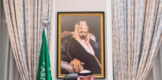 Saudi Arabia supports efforts for peace process on Palestine-Israel conflict