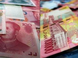 Indonesian, Chinese central banks agree to use local currencies