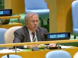 COVID-19 – U.N. adopts Saudi resolution to fight pandemic with global cooperation