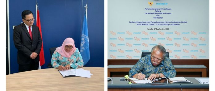 Indonesia's Surabaya to host world habitat day commemoration