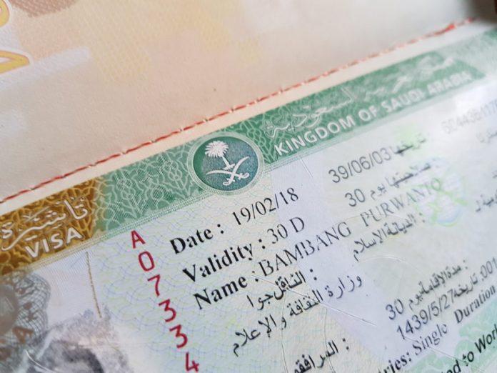 Arab Saudi keluarkan visa wisatwan 2021