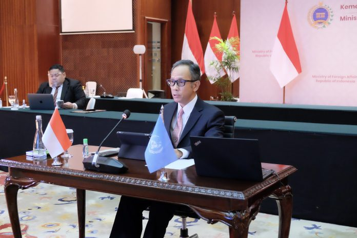 Indonesia calls on U.N.S.C to respond to post-pandemic security challenges