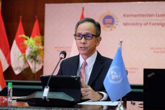Indonesia dorong DK PBB bersiap hadapi tantangan keamanan global pasca pandemik
