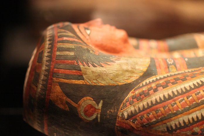 Arkeolog temukan 27 peti mati berusia 2.500 tahun di makam Mesir