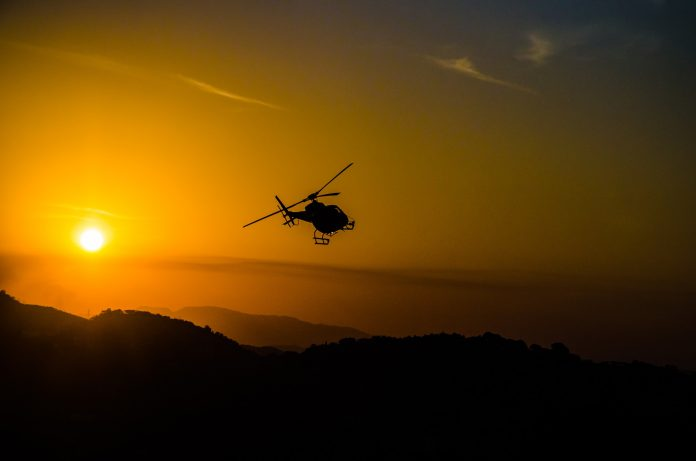 Rescuers evacuate hapless chopper in Indonesia's hinterland of Papua