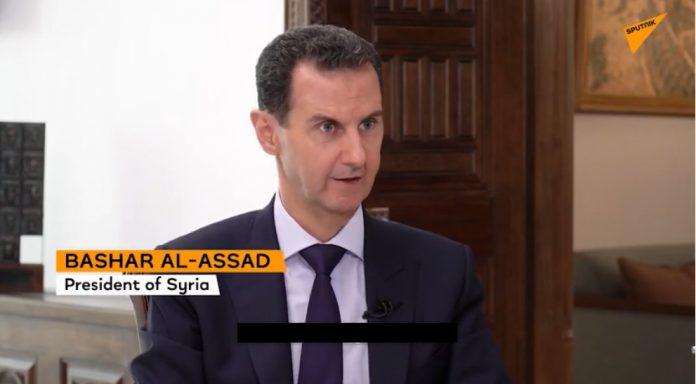 COVID-19 – Presiden Bashar Assad ingin ikut uji vaksin Rusia