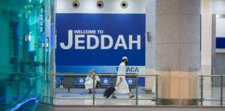 Terminal haji Jeddah sambut jamaah umroh asing pada 1 November