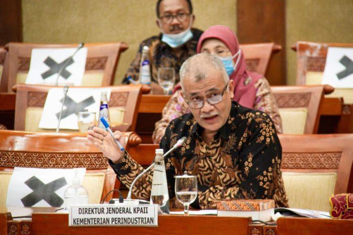Jumlah dan luas kawasan Industri Indonesia terus meningkat dalam lima tahun