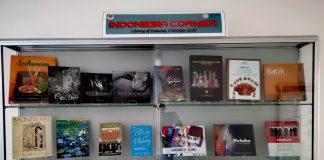 Universitas Wina buka 'Indonesia Corner' di perpustakaan Departemen Antropologi