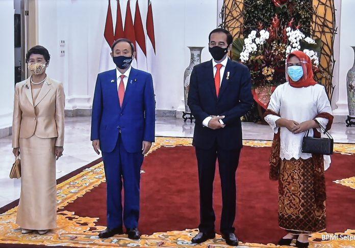 Indonesia-Jepang kuatkan kerja sama penanganan COVID-19