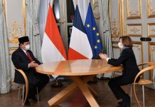 Indonesia-France strengthen defense cooperation