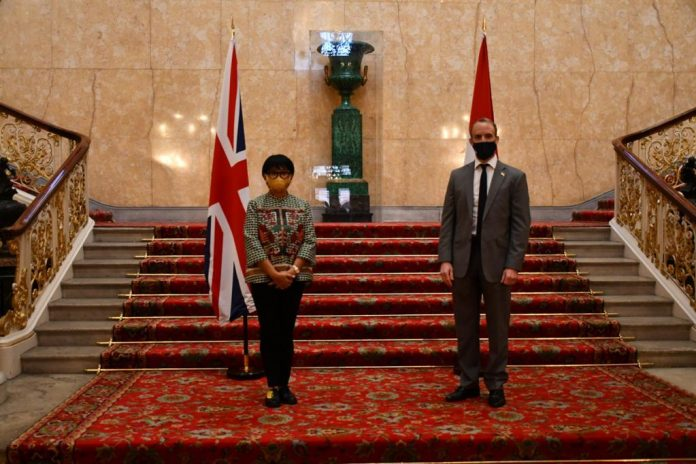 COVID-19 – Indonesia, UK agree to cooperate in pandemic mitigation
