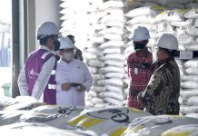 Indonesia's factory in Bombana produces 1,200 tons of sugar daily