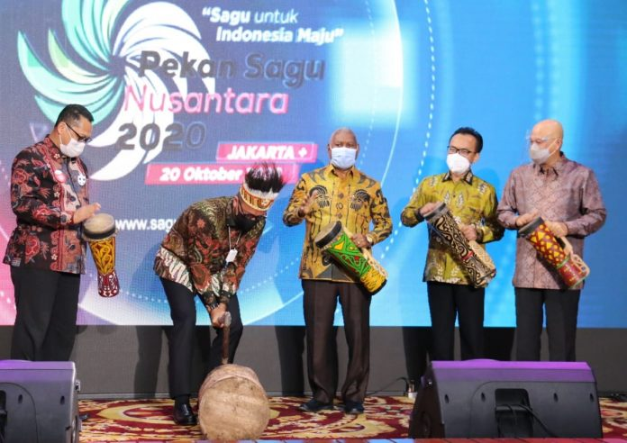 Sago-processing industry included in Indonesia's development plan