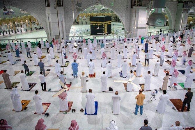 Umroh dibuka bagi 10.000 jamaah haji asing per pekan mulai 1 November