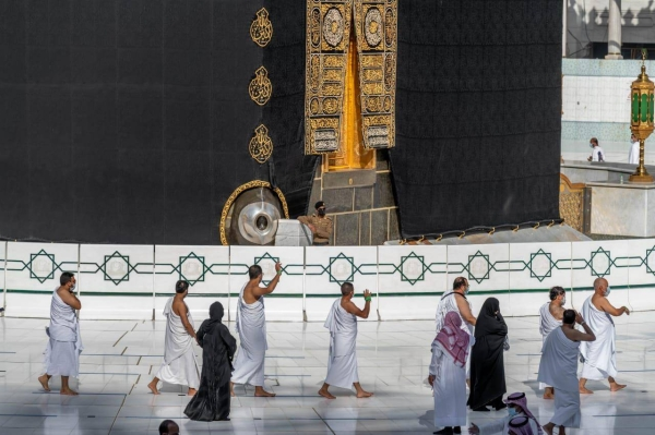 24.000 pilgrims perform umrah during first resumption with no COVID-19 cases