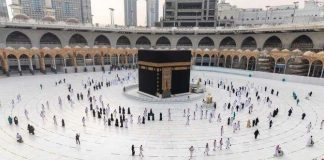 10,000 foreign umrah pilgrims expected per week starting Nov 1
