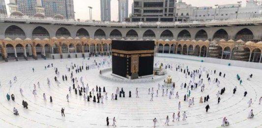10,000 foreign umrah pilgrims expected per week starting Nov 1