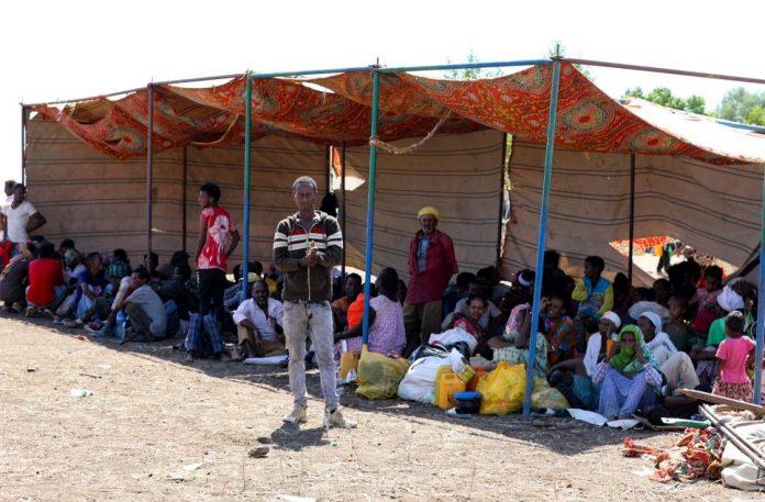 Pengungsi konflik Ethiopia ke Sudan bertambah lebih dari 20.000